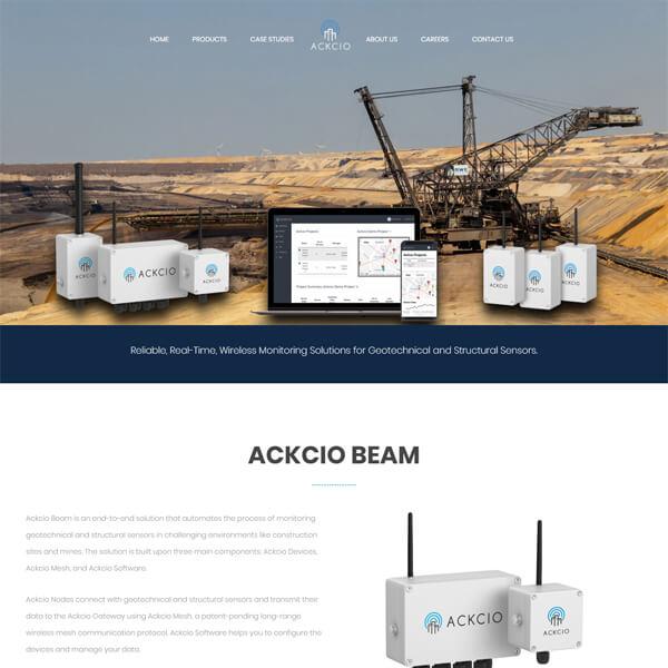 Ackcio Pte Ltd