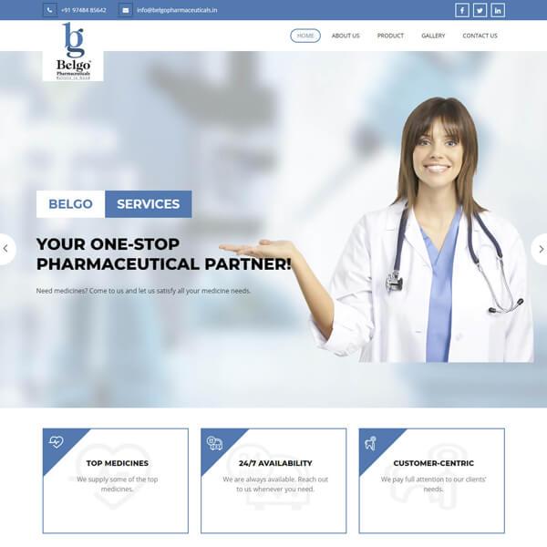 Belgo Pharmaceuticals