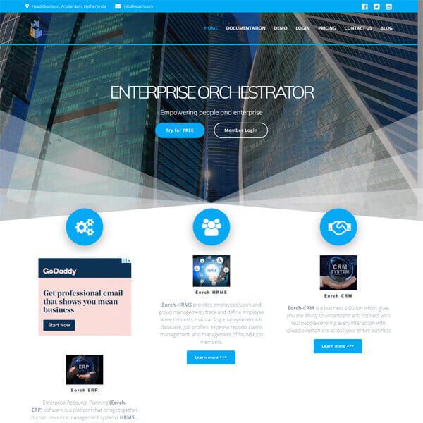 Eorch Enterprise Orchestrator