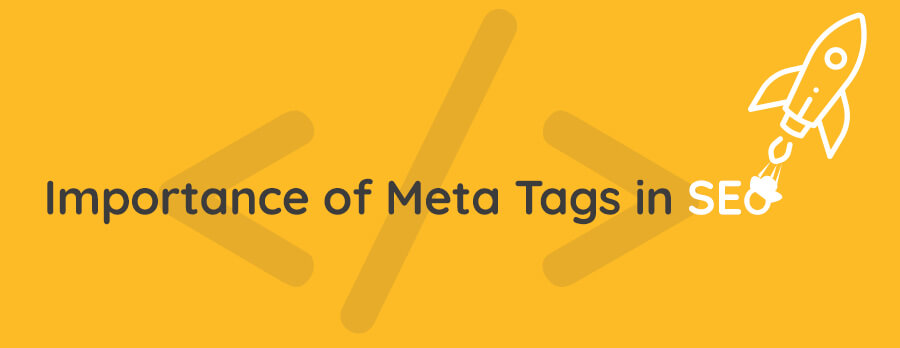 Importance of Meta Tags in SEO