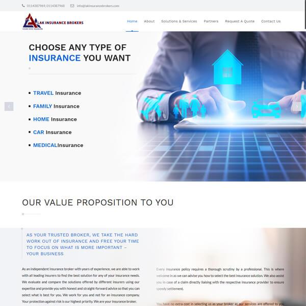 Lak Insurance Brokers