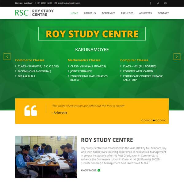 Roy Study Centre