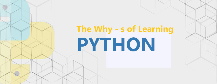 The Why – s of Learning Python