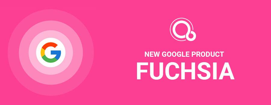 New Google Product – Fuchsia