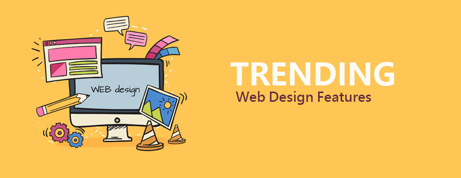 Trending Web Design Features